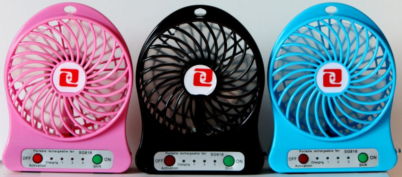 best portable fan