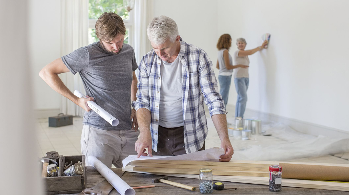 home remodeling contractors near me