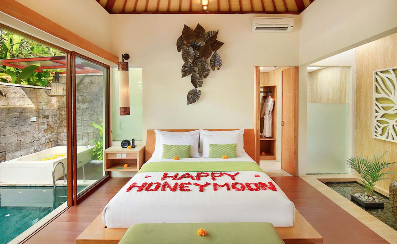 private honeymoon getaways