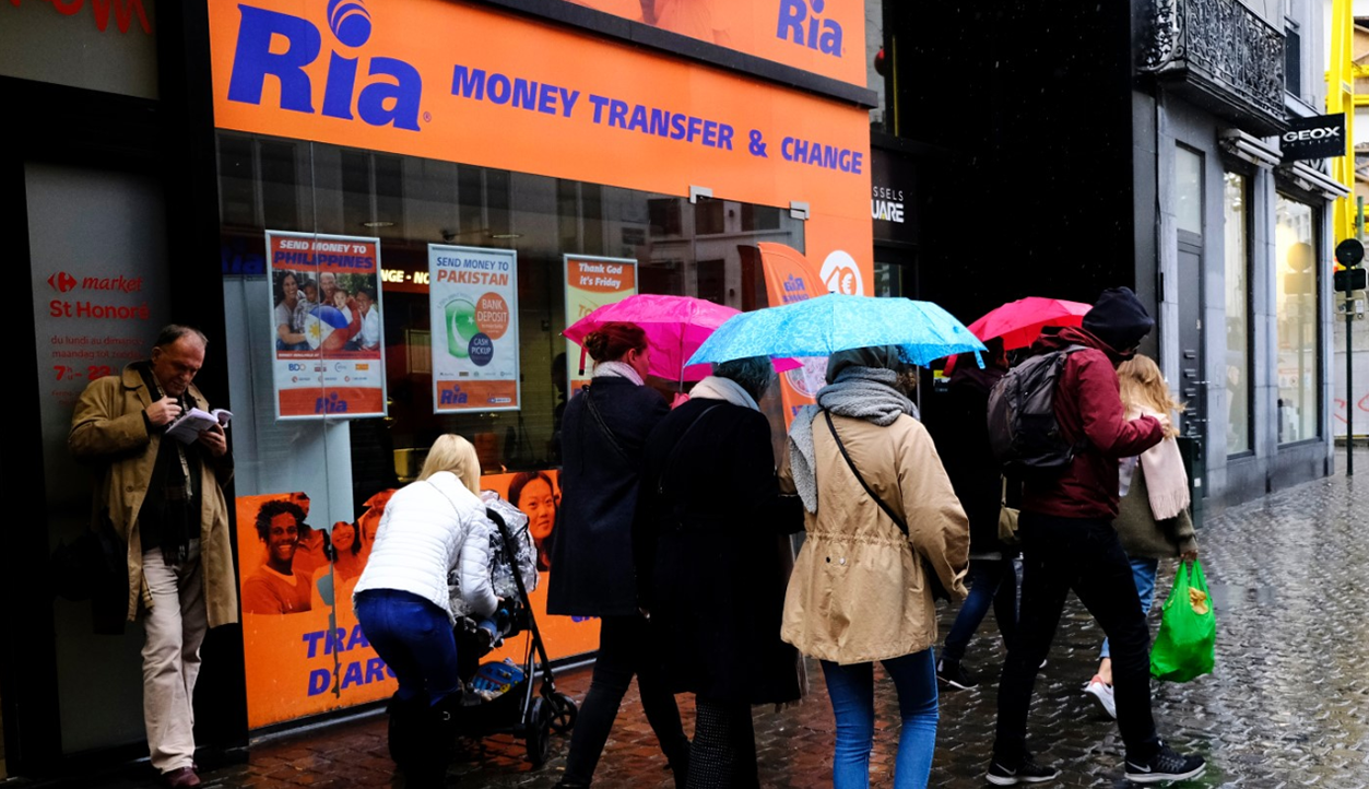 ria money transfer customer service