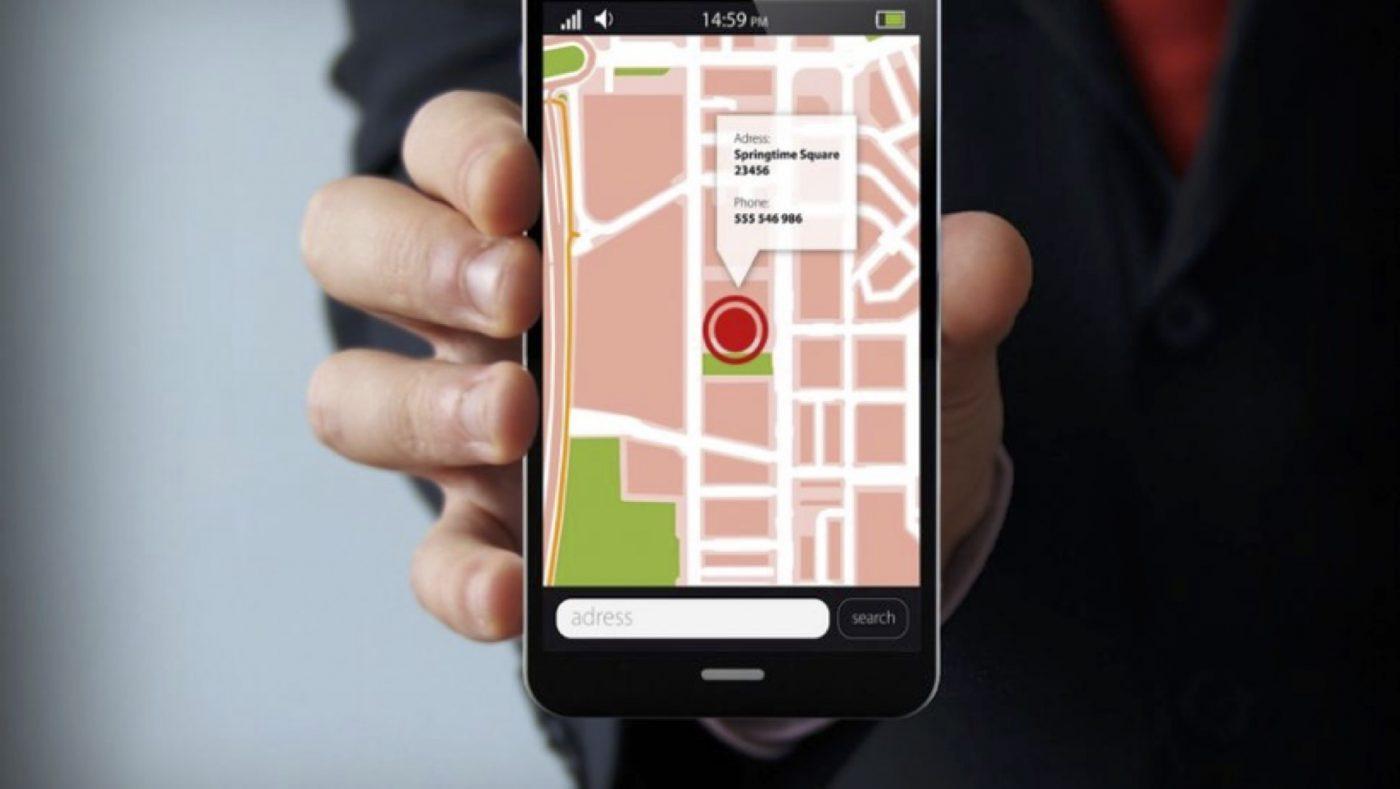 localiser un numéro de téléphone avec google maps