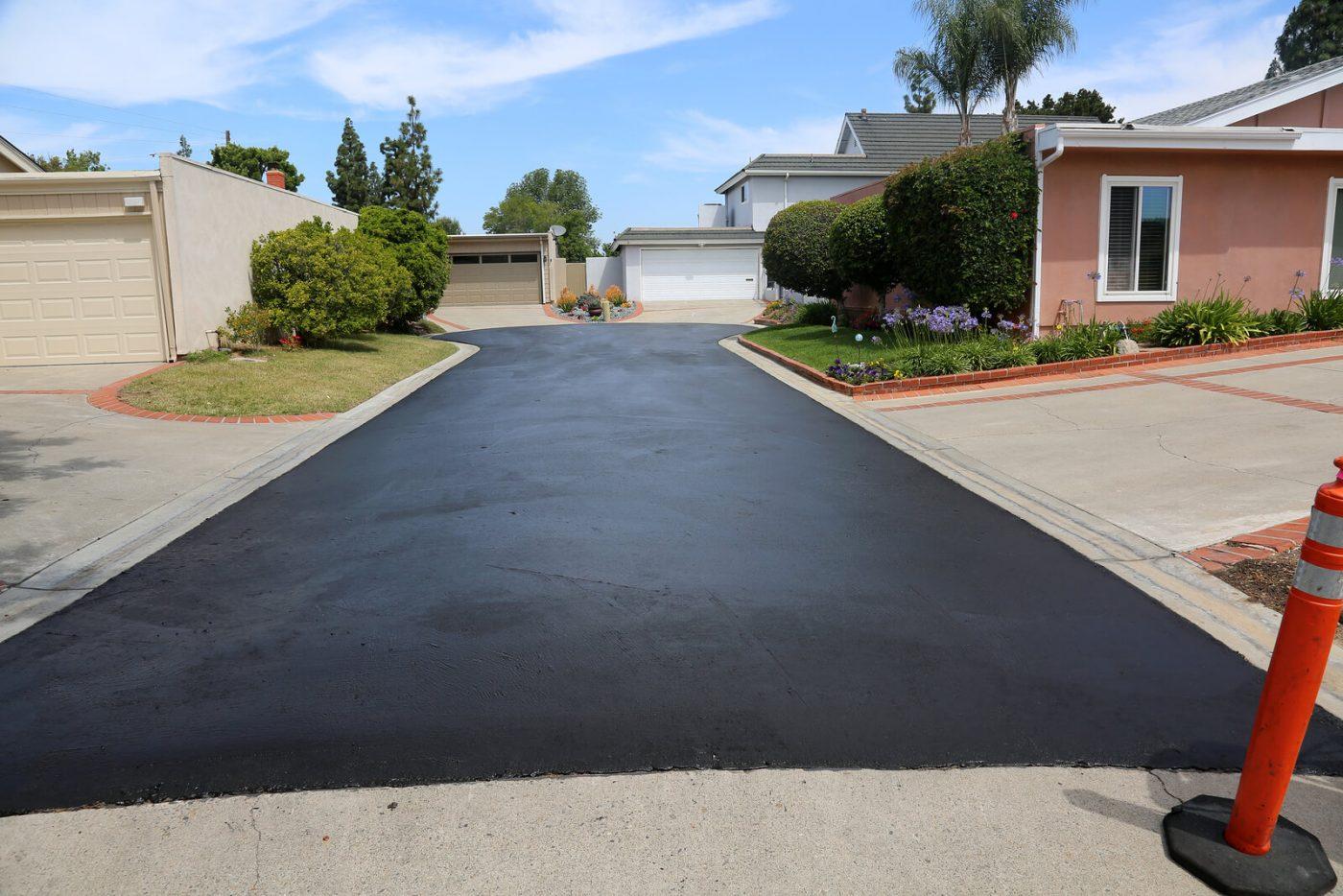 asphalt driveway near me